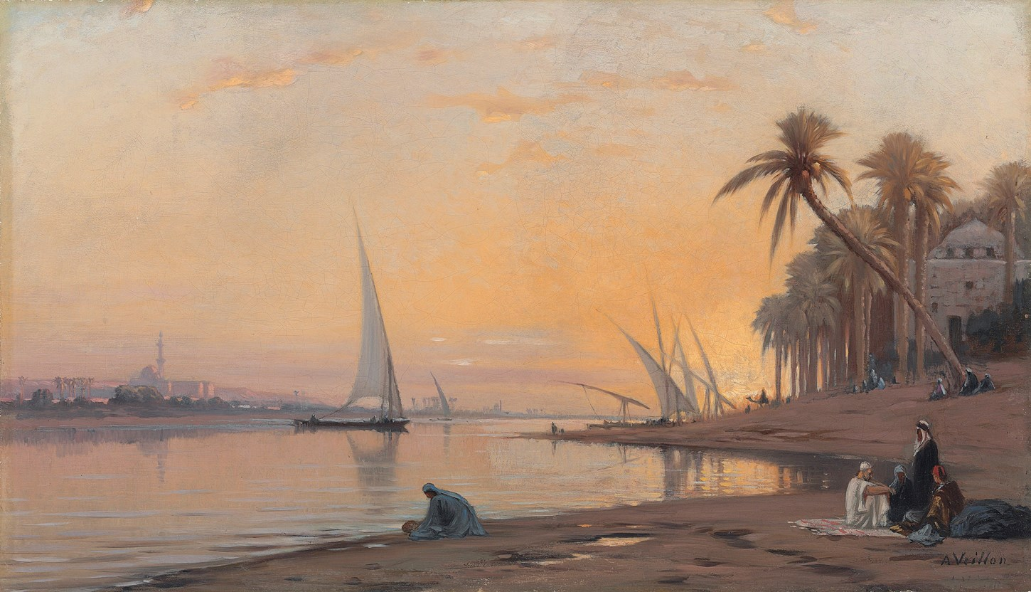 The Banks of the Nile