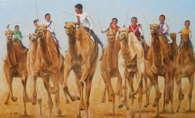 The Camel Race