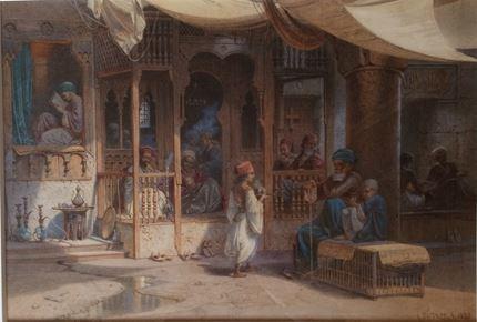 A Cairo Street Scene