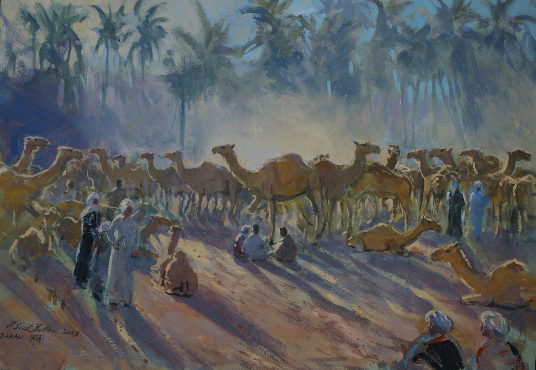 Daraw Camel Market (1)