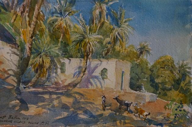 Nubian House, Elephantine Island