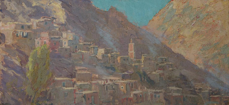 Village near Imlil