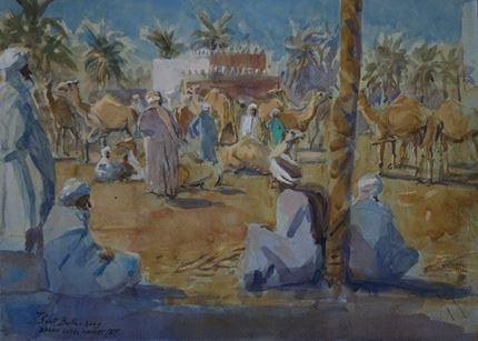 Daraw Camel Market (2)
