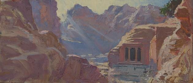 Garden Tomb, Petra