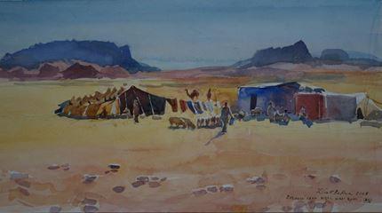 Bedouin Camp, Wadi Rum