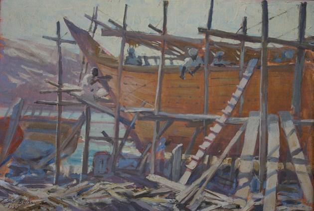Boat Builder, Sur