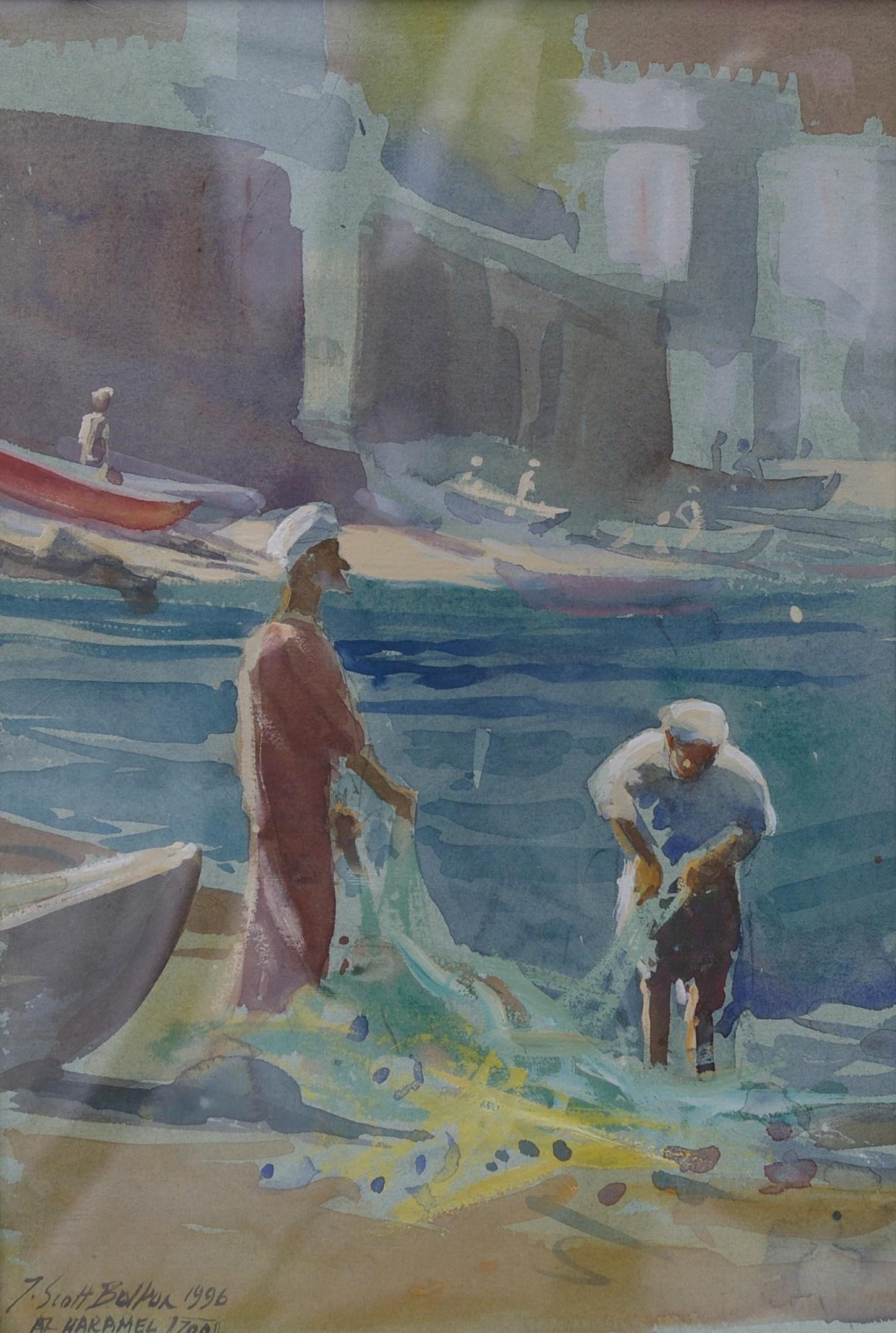 Fishermen, Al Haramal