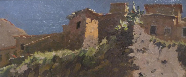 House near Imlil, Atlas Mountains