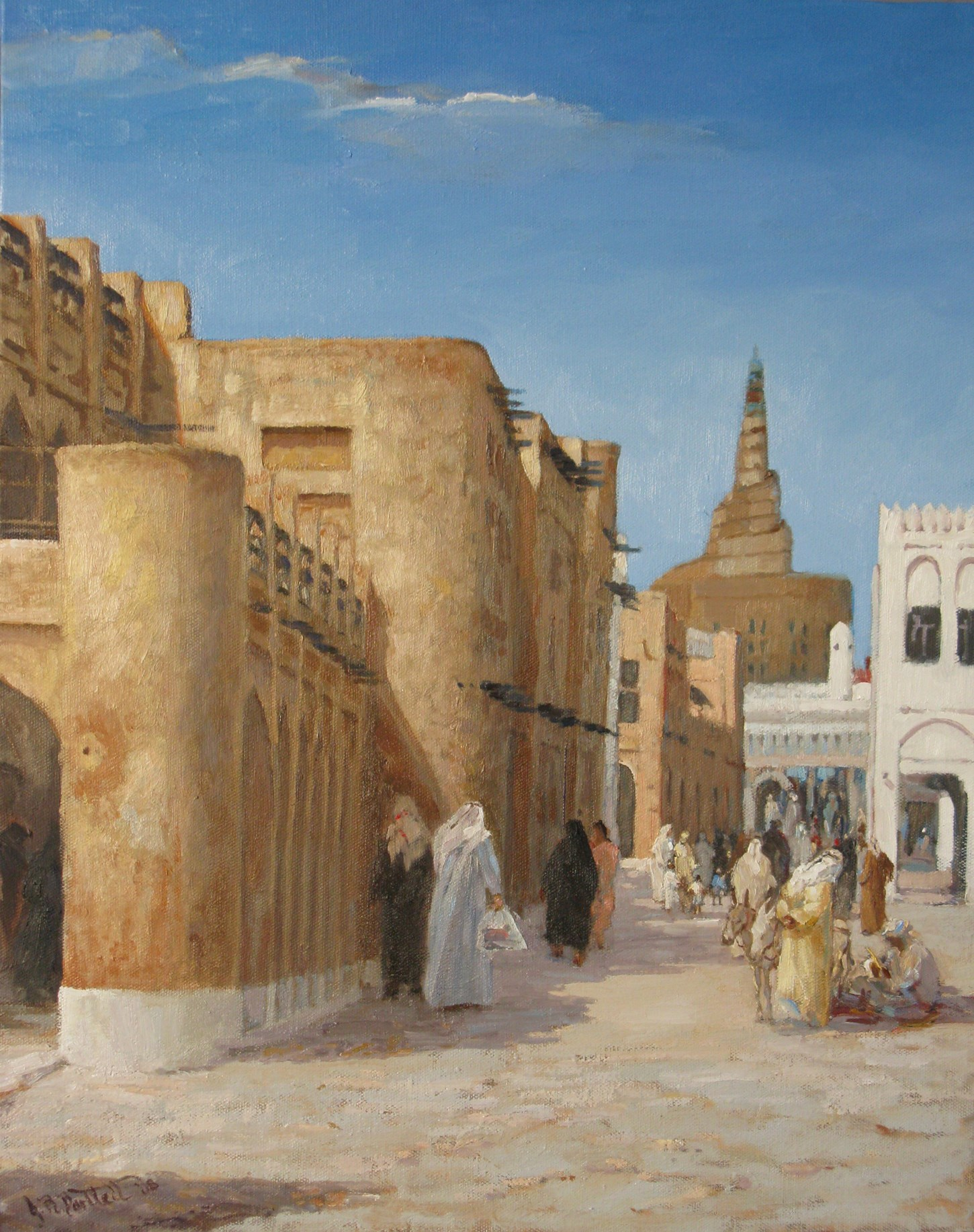 The Souk in Qatar