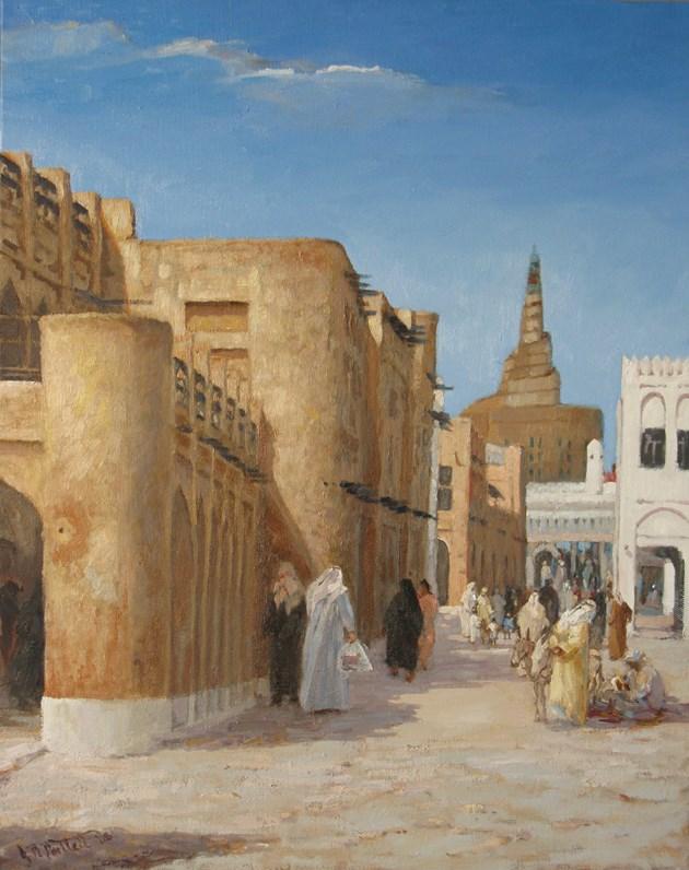 The Souk in Qatar