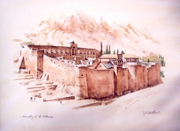 The Monastery of Saint Catherine