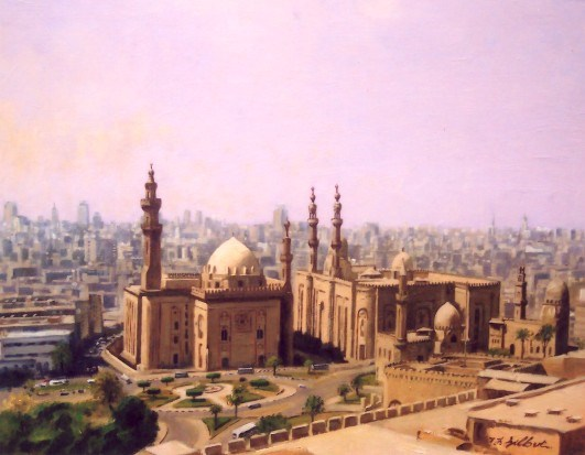 Mosque of Sultan Hassan, Cairo