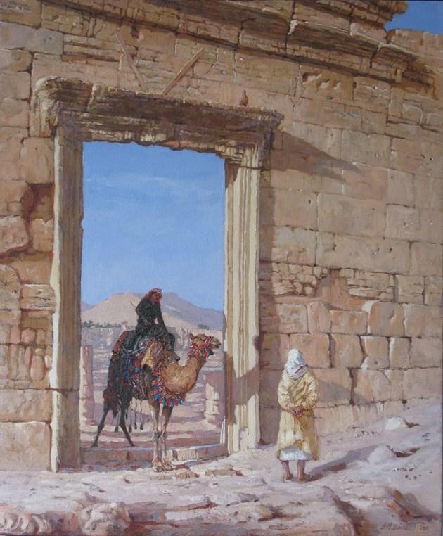 Camel Gate, Palmyra