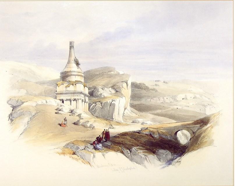 The Pillar of Absalom